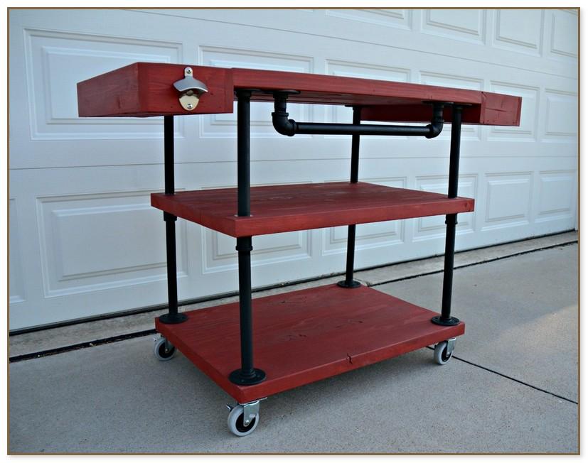 Home Depot Rolling Cart