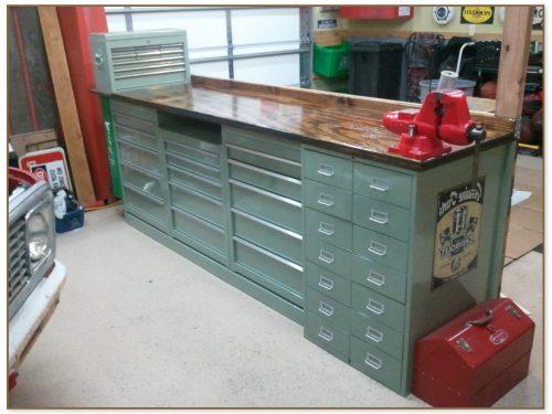 Home Depot Tool Cart