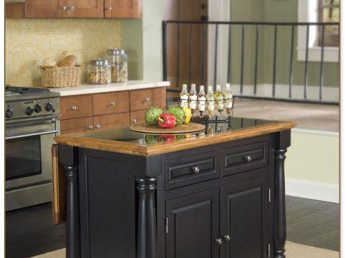 Home Styles Monarch Kitchen Island