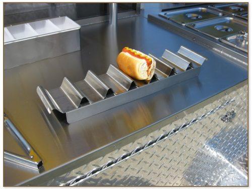 Hot Dog Cart Accessories