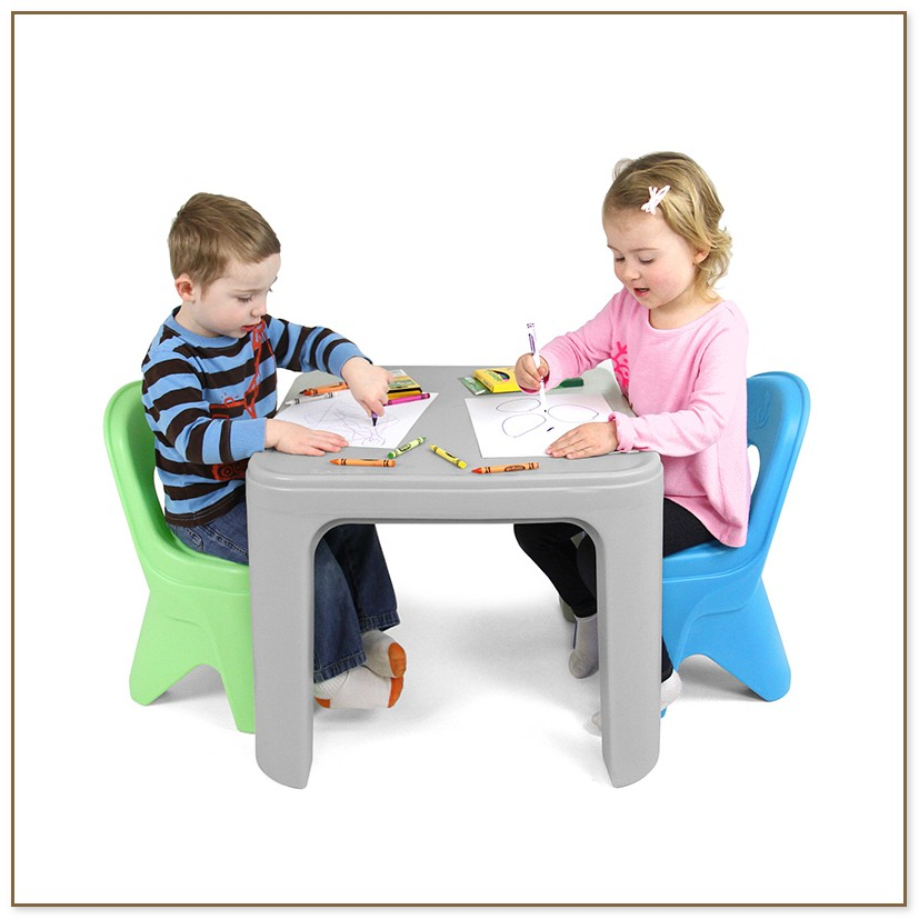 Kids Table Chair Set