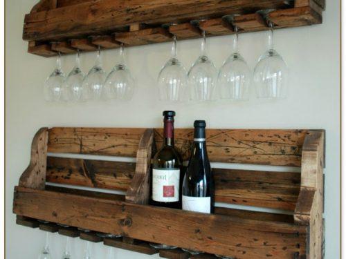 Making A Wine Rack