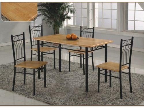 Metal Kitchen Table Sets
