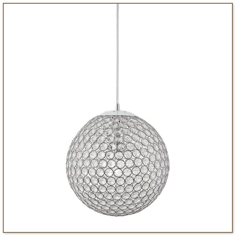 Mini Globe Pendant Light