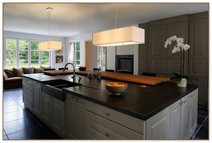 Modern Kitchen Island Lighting