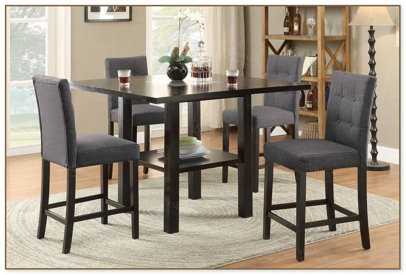 Modern Pub Table Set