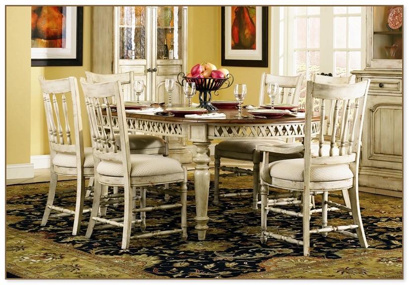 Off White Dining Room Set