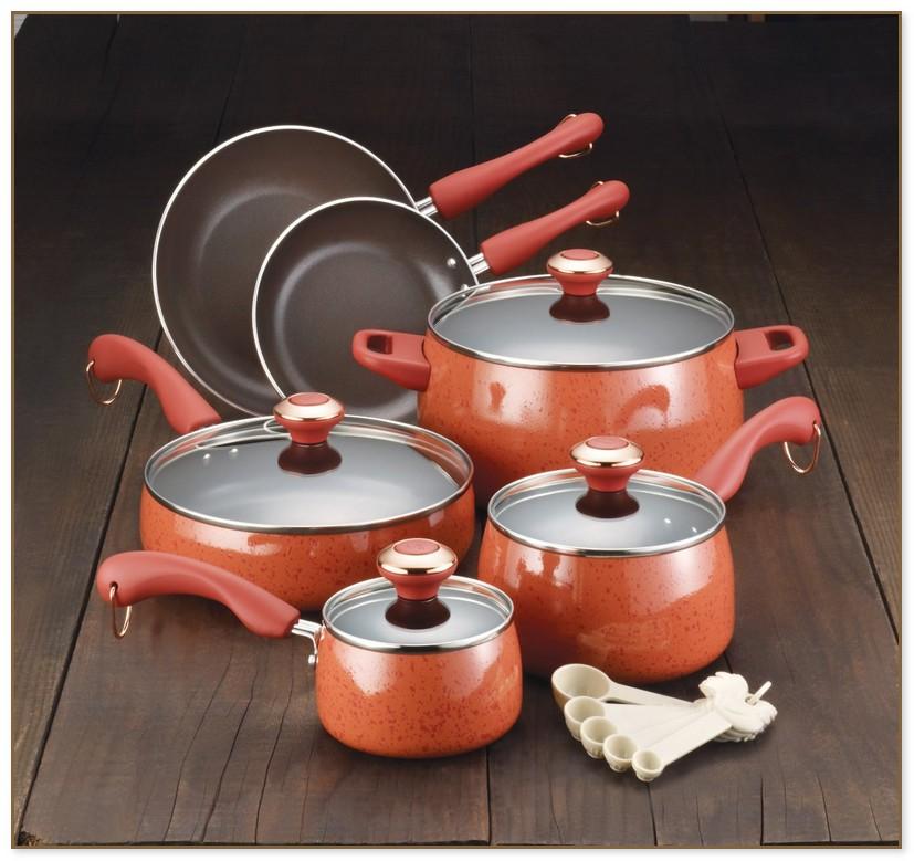 Paula Deen Cookware Sets