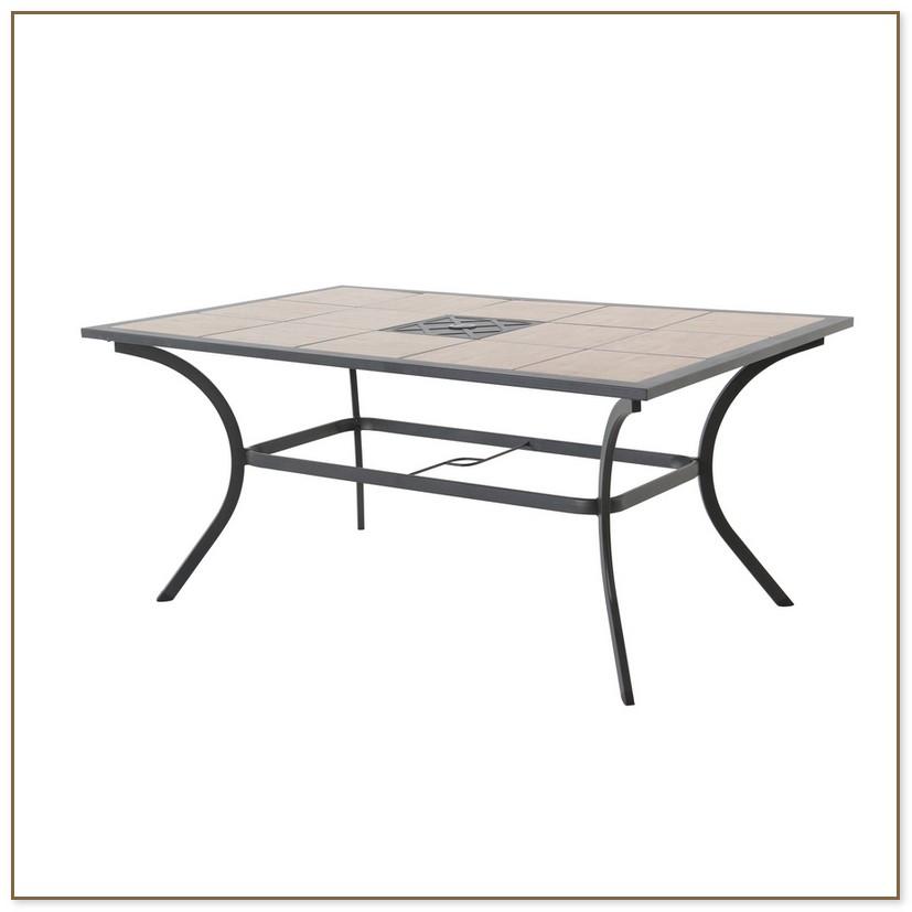 Quartz Top Dining Table