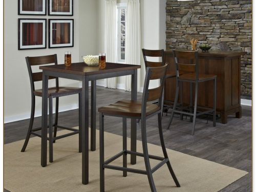 Square Pub Table Sets