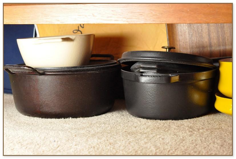 Staub Cast Iron Dutch Oven