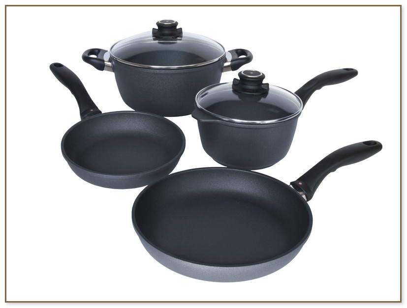 Swiss Diamond Cookware Set