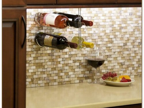 Under Counter Wine Rack