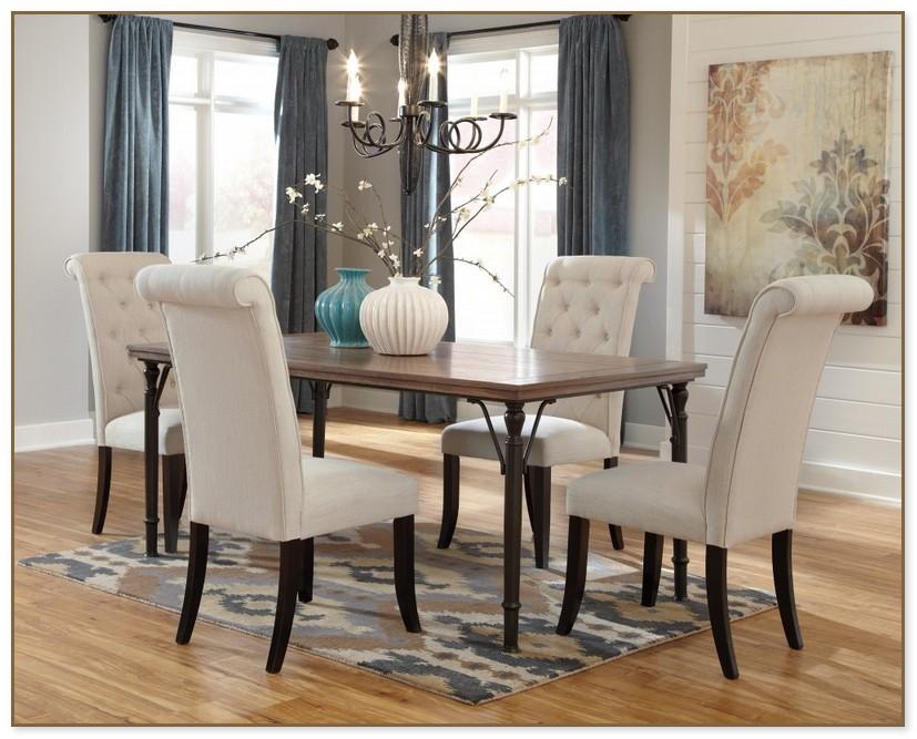 Upholstered Dining Room Set