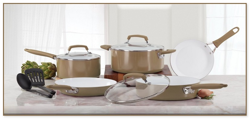 Wearever Ceramic Cookware Set