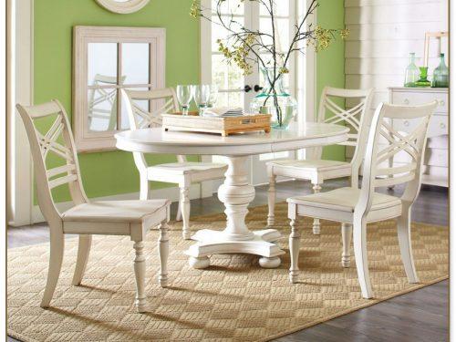 White Kitchen Table Sets