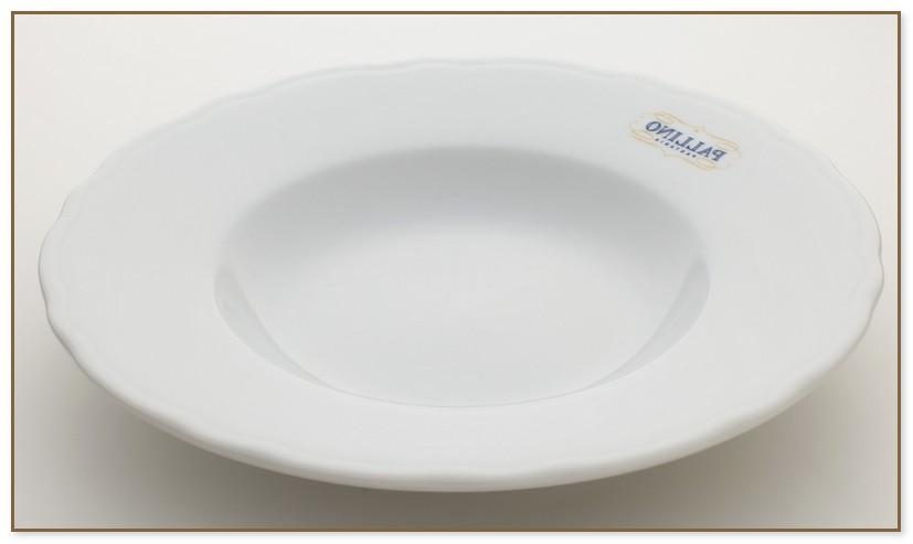Wide Rim Pasta Bowl