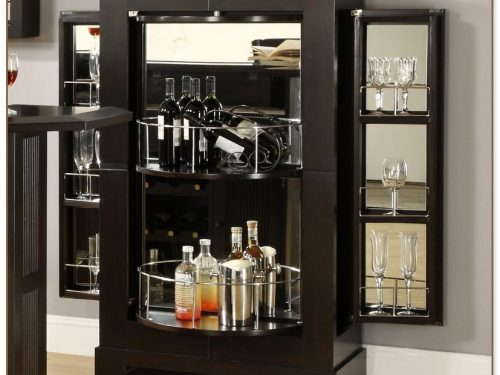 Wine Cabinet Bar Furniture