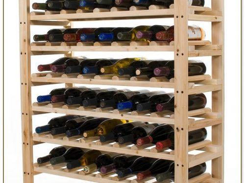 Wooden Wine Rack Plans