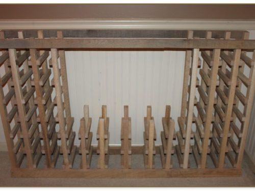 Woodworking Wine Rack Plans