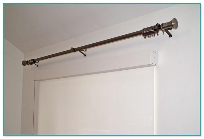 200 Inch Long Curtain Rod