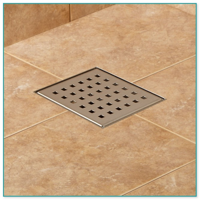 4 Inch Shower Drain