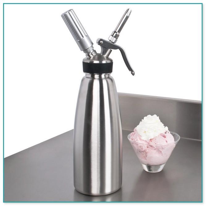 All Stainless Steel Whipped Cream Dispenser