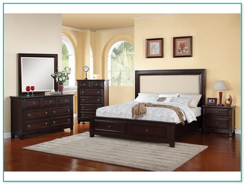 Bobs Furniture Platform Bed