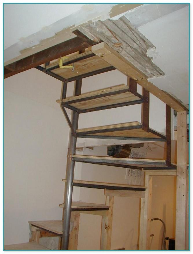 Build A Spiral Staircase