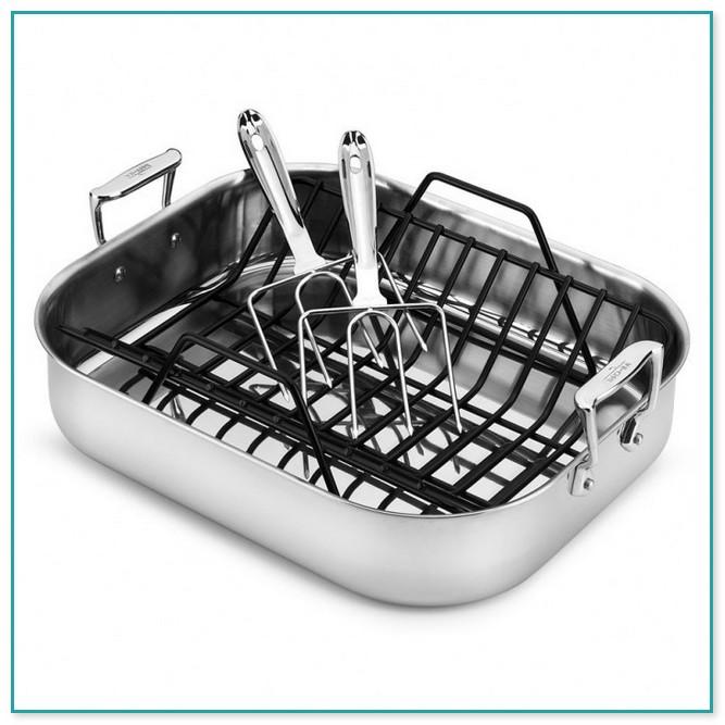 Calphalon Commercial Roasting Pan