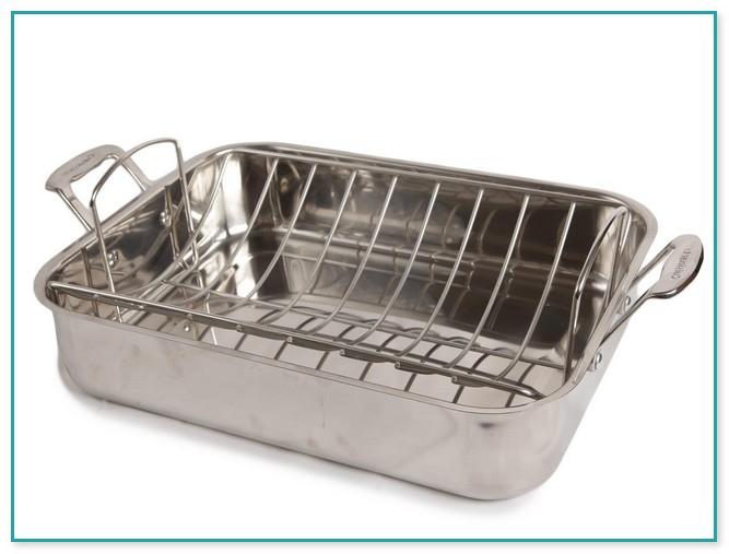 Calphalon Roasting Pan Temperature