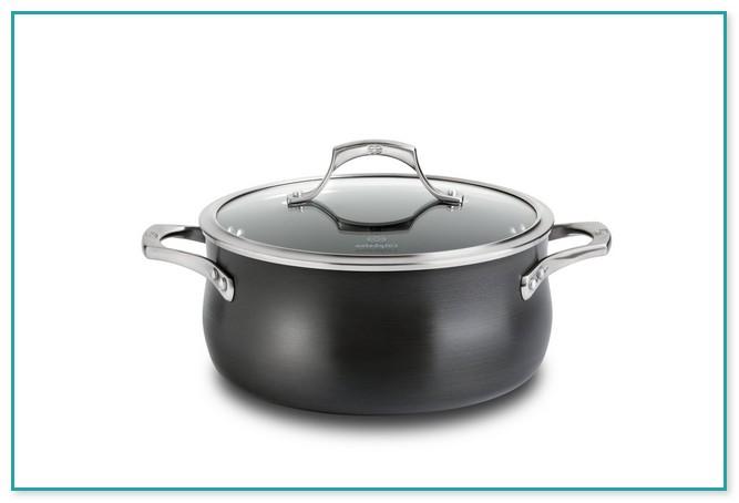 Calphalon Roasting Pan With Lid