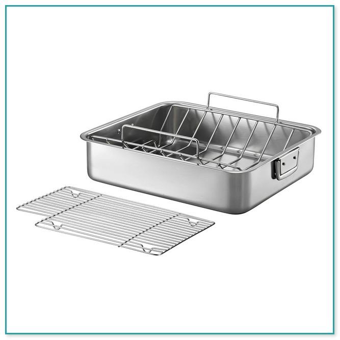 Calphalon Roasting Pan With Rack Reviews