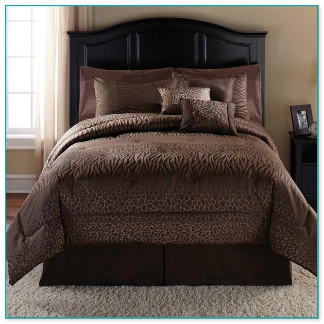 Camo Comforter Set King