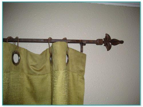 Cambria curtain rods