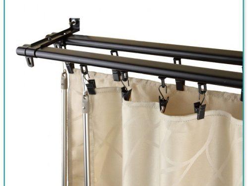 Curtain Rod Brackets Brushed Nickel