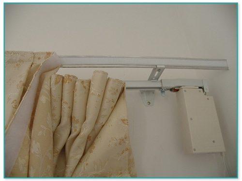 Curtain Rod Brackets Design
