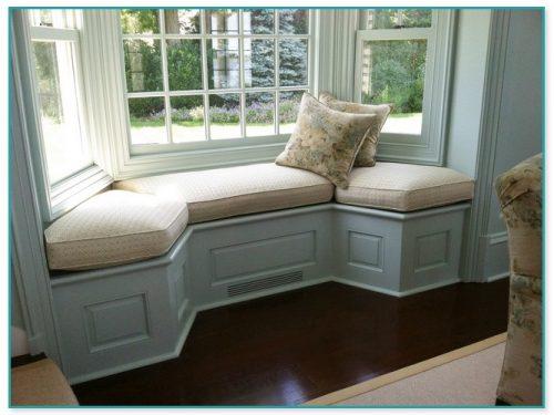 Custom Made Bench Seat Cushions