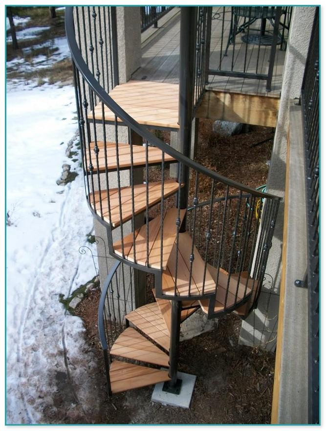 Exterior Spiral Staircase Prices