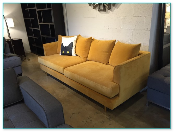 Gus Modern Convertible Sofa