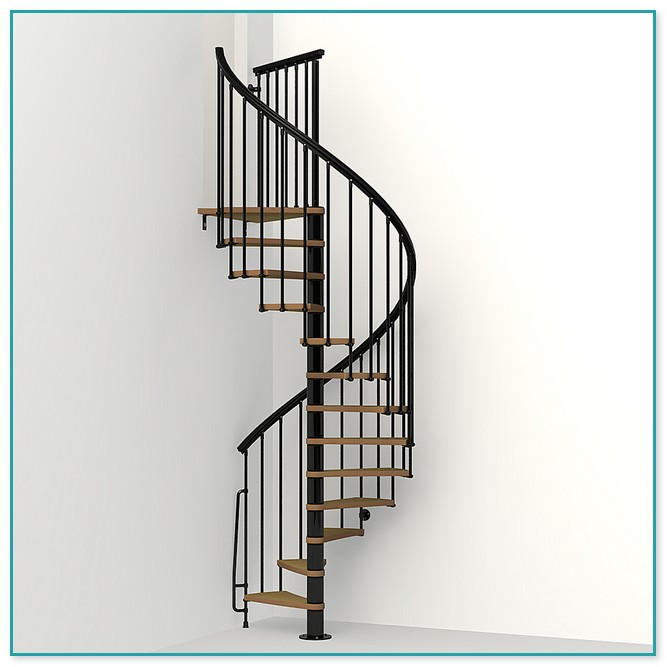 Installing A Spiral Staircase