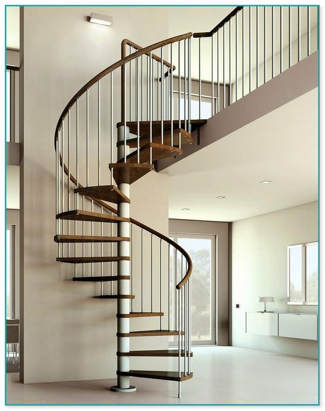 Interior Spiral Staircase Kits