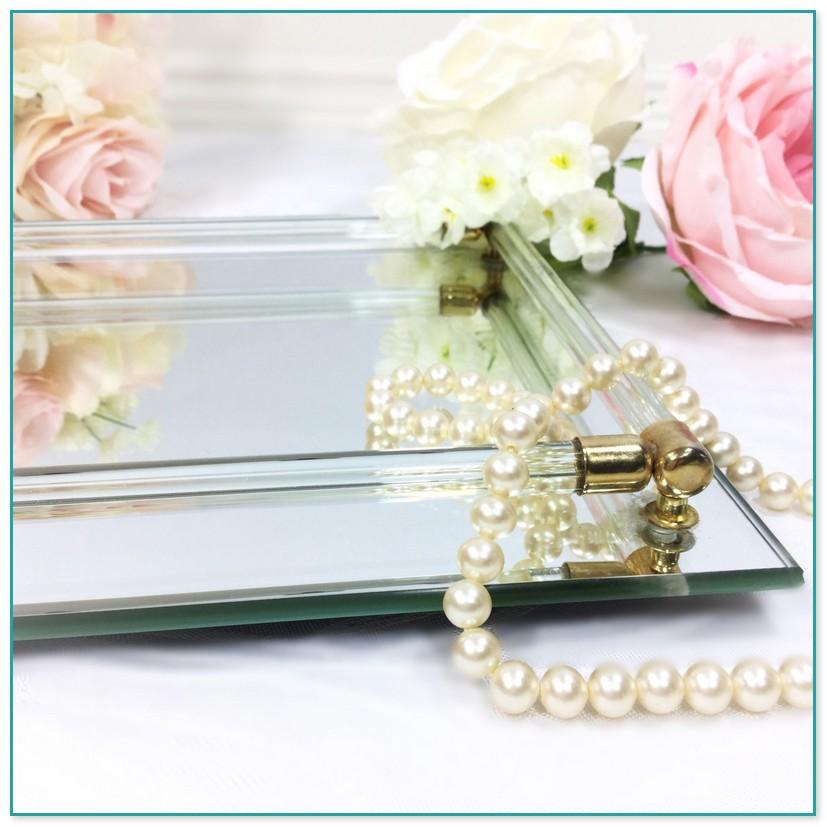 Mirror Tray For Dresser