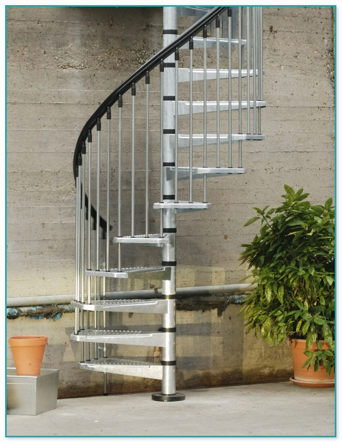 Modern Spiral Staircase Kits
