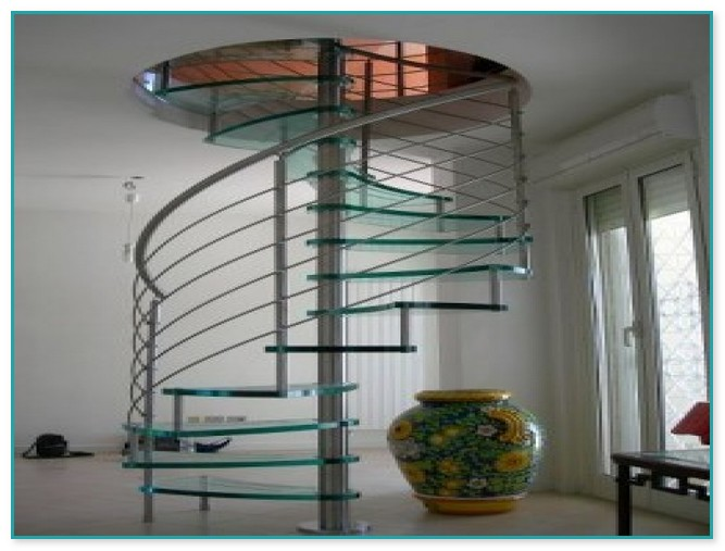 Pre Made Spiral Staircase