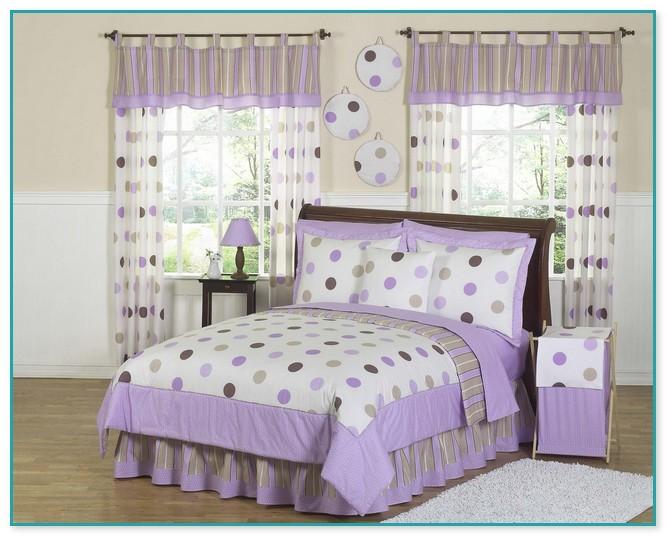 Purple Twin Comforter Sets