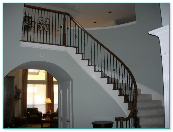 Replacing Spindles On Staircase