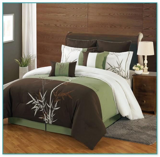 Sage Green Comforter Sets