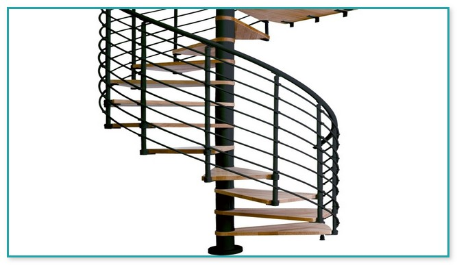 Spiral Staircase Kits Home Depot