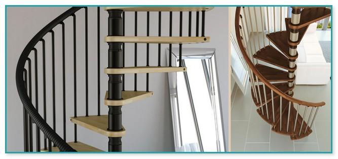 Spiral Staircase Kits Wood